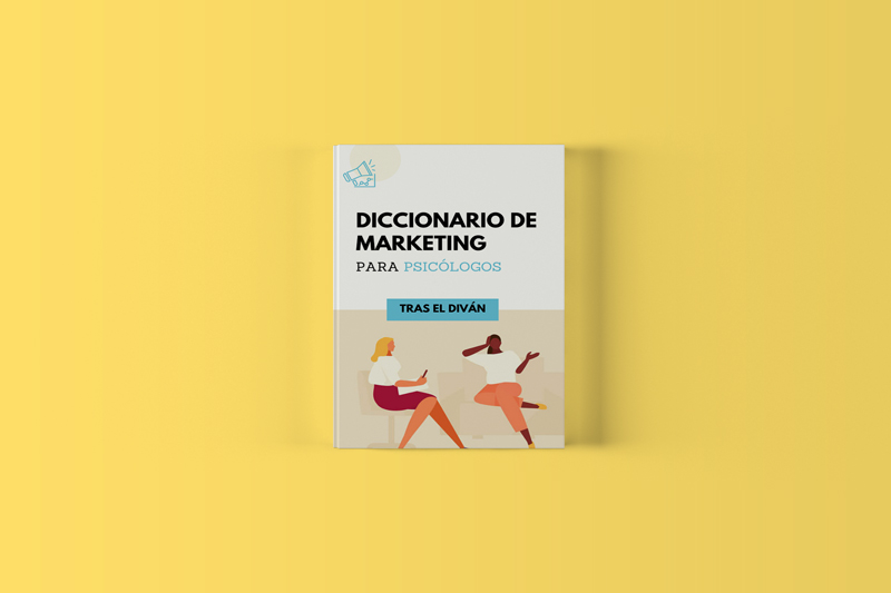 DICCIONARIO DE MARKETING PARA PSICOLOGOS